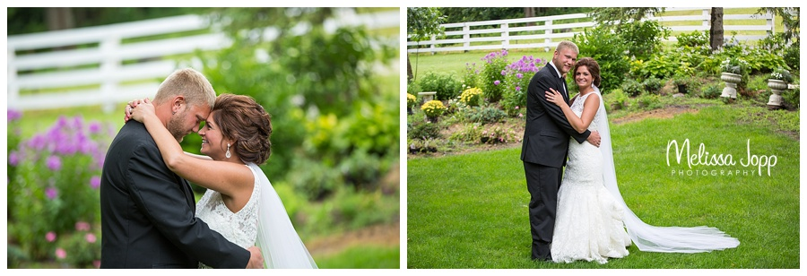 bride and groom wedding pictures carver county mn