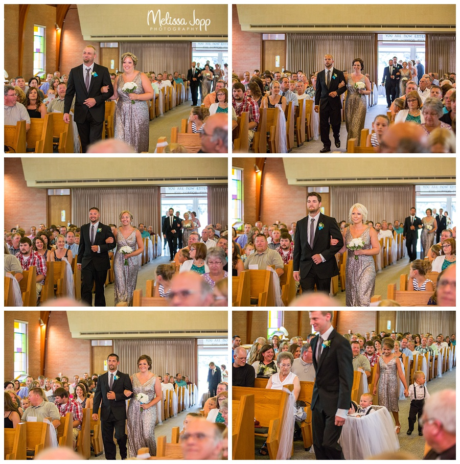 church wedding pictures arlington mn