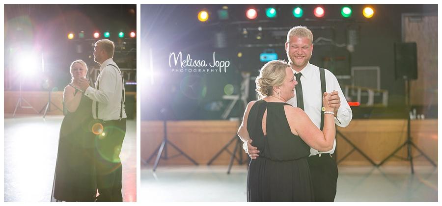 mother son wedding dance pictures arlington mn